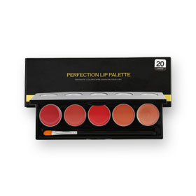L'Ocean Perfection Lip Palette Fantastic Color Expression On Your Lips (2gx5) #20
