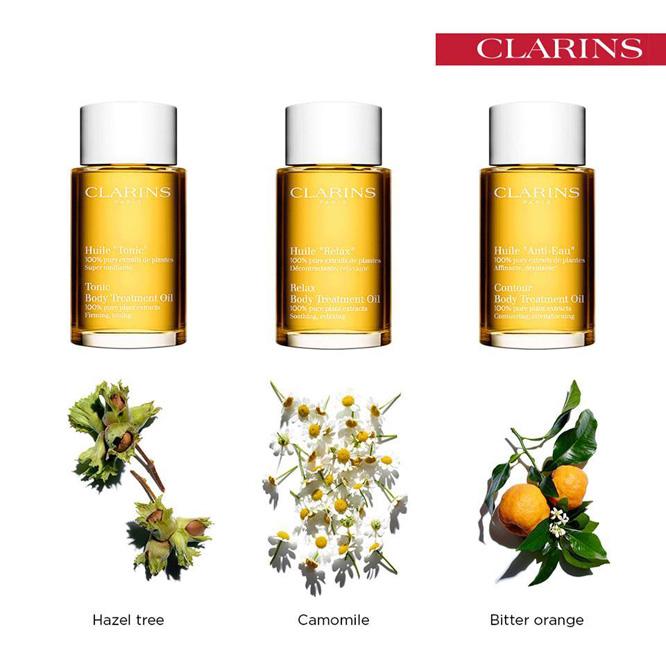 Clarins Tonic Body Treatment Oil 10ml_1