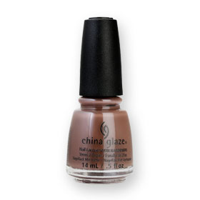 China Glaze Nail Lacquer With Hardeners 14ml #81073 Street Chic