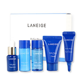 Laneige Perfect Renew Trial Kit Set 5 Items (New Package)