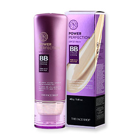 The Face Shop Power Perfection BB Cream SPF37 PA++ #V103 Pure Beige/Beige Pur 40g