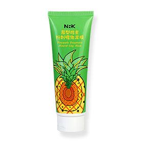 Naruko NRK Pineapple Enzymatic Mineral Clay Mask 120g