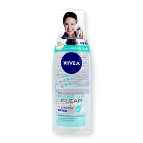 NIVEA Brightening Acne Oil Control Make Up Clear Cleansing Water 200ml