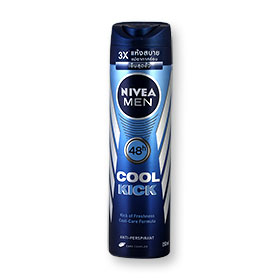 NIVEA Deo Cool Kick Spray 150ml