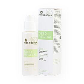 Yves Rocher Sebo Vegetal Pore Minimizing Serum 30ml