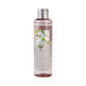 Yves Rocher Un Matin Au Jardin Cherry Bloom Shower Gel 200ml