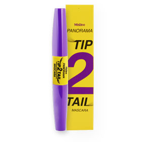Mistine Panorama Tip 2 Tail Mascara 9g #Black
