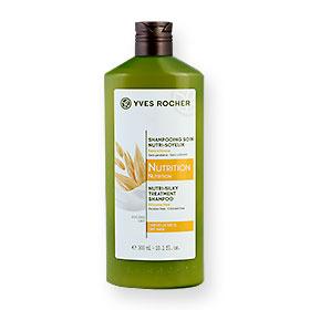 Yves Rocher Nutrition Nutri-Silky Treatment Shampoo Dry Hair 300ml
