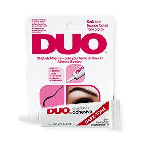 DUO Striplash Adhesive #Dark Tone 7g(Red)