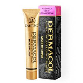 Dermacol Filmstudio Barrandov Prague Make-Up Cover SPF30 30ml #207
