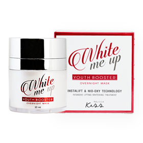 Malissa Kiss White Me Up Youth Booster Overnight Mask 30ml