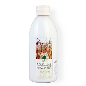 Yves Rocher Les Plaisirs Nature Silky Lotion 400ml #Organic Oats