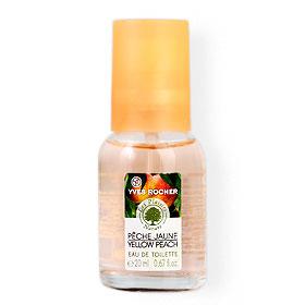 Yves Rocher Plaisirs Nature EDT #Peach 20ml(สินค้านี้ไม่ร่วมรายการซื้อ 2 ชิ้นฟรีค่าจัดส่ง)