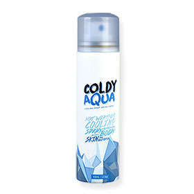 Coldy Aqua Cooling Spray Antibacteria 68ml