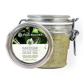 Yves Rocher Plaisirs Nature Body Exfoliant #Olive 200ml