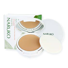 Naruko Tea Tree Shine Control & Blemish Clear Makeup Base SPF50+++ 8g