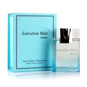 Laurelle Executive Man Aqua EDT 100ml
