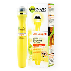 Garnier Light Complete Multi-Action Brightening Eye Roll-On 15ml
