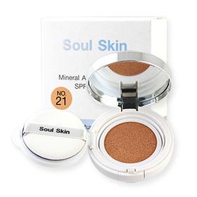 Soul Skin Mineral Air CC Cu-Shion SPF50/PA+++ #21