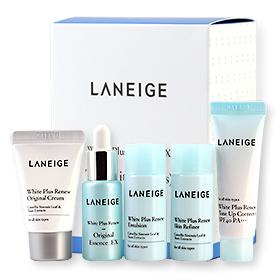 Laneige White Plus Renew EX Trial Kit (5 Items)