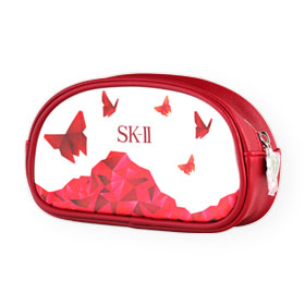 SK-II Red Butterfly Bag