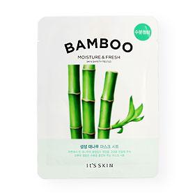 It's Skin The Fresh Mask Sheet Bamboo 1 Sheet(สินค้านี้ไม่ร่วมรายการซื้อ 2 ชิ้นฟรีค่าจัดส่ง)
