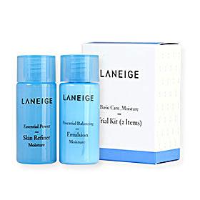 Laneige Basic Care_Moisture Trial Kit (2 Items)