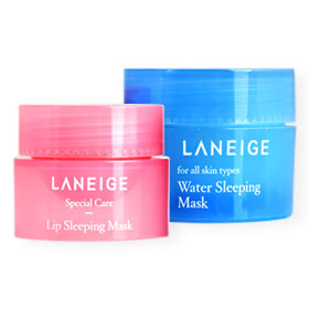 Laneige Goognight Sleeping Care kit (2 Items)