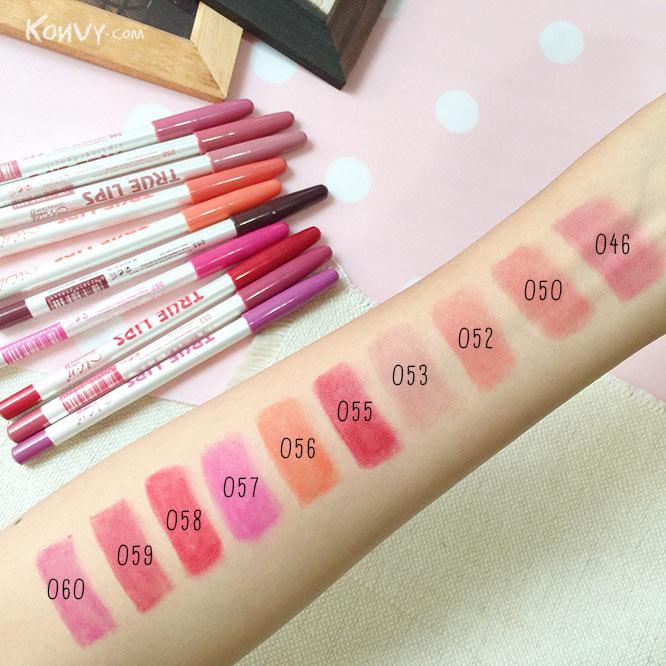 Free! MeeMie True Lips Lip Liner Pencil_4