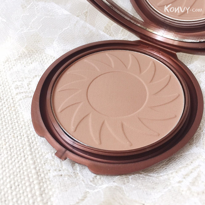 NYC Smooth Skin Bronzing Face Powder #720A Sunny_3