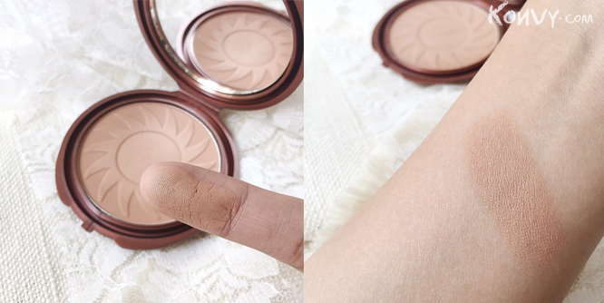 NYC Smooth Skin Bronzing Face Powder #720A Sunny_5