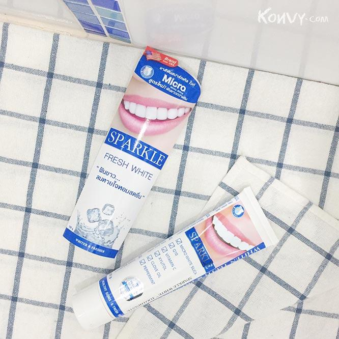 Sparkle White Toothpaste_3