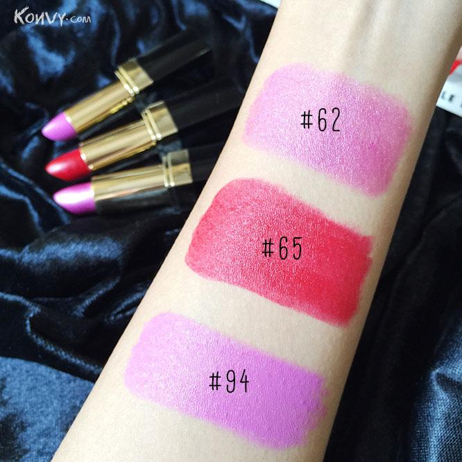 Golden Rose Lipstick Vitamin E (#62 #65 #94 - Random 1pcs)_4