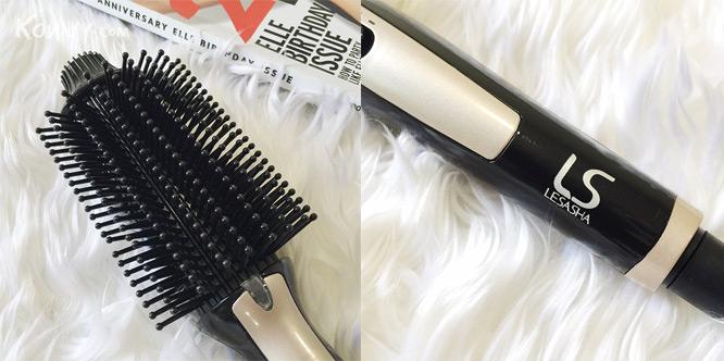 Le'sasha Beauty Power Brush Styler LS1078_3