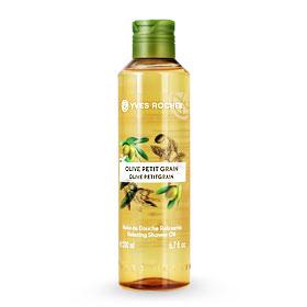 Yves Rocher Relaxing Shower Oil 200ml #Olive Petitgrain