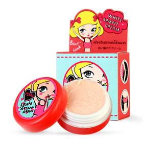 I-Doll White Armpit Cream 5g(สินค้านี้ไม่ร่วมรายการซื้อ 2 ชิ้นฟรีค่าจัดส่ง)