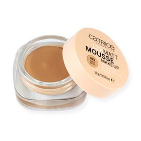 Catrice 12h Matt Mousse Make Up 16g #015 Sand Beige