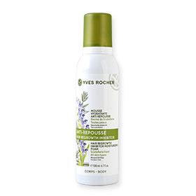 Yves Rocher Anti-Repousse Hair Regrowth Inhibitor Moisturizing Foam 200ml
