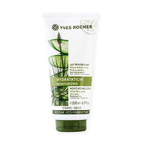Yves Rocher Hydratation Moisturizing Lotion 200ml #Aloe Vera Pulp