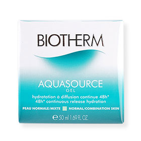 Biotherm AquaSource 48H Deep Hydration Replenishing Gel 50ml(for normal skin)