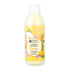 Oriental Princess Tropical Nutrients Banana Treatment Shampoo Enriched Formula 250ml
