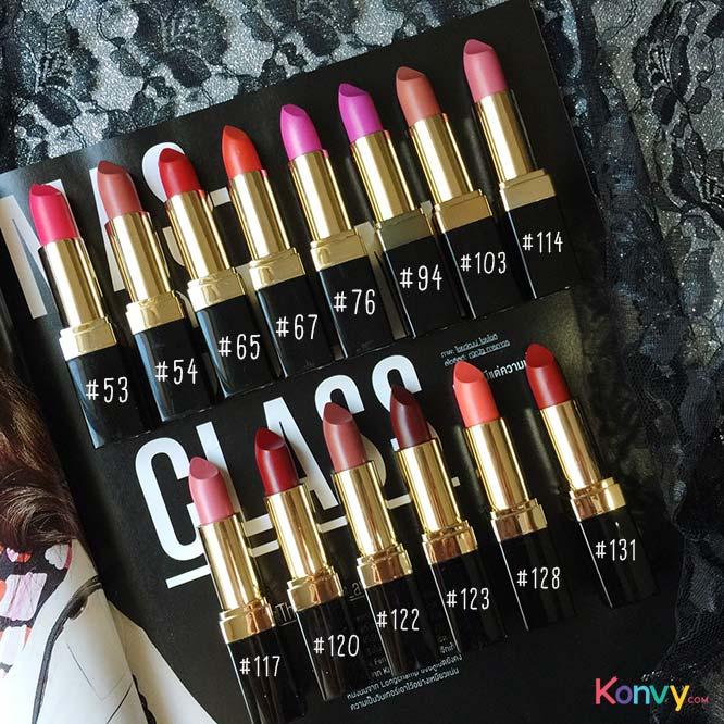 Golden Rose Lipstick Vitamin E #123_2