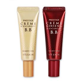 Set It's Skin Prestige BB Cream 2 Items (D'escargot BB 10ml + Ginseng D'escargot BB 10ml)