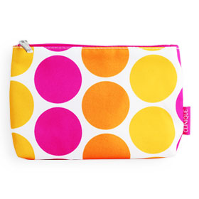 Clinique Polka Dot Cosmetic Bag