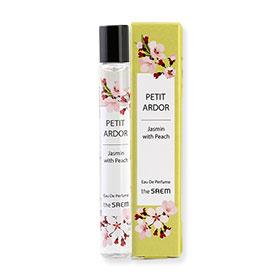 The Saem Petit Ardor Eau De Perfume 10ml #Jasmine With Peach