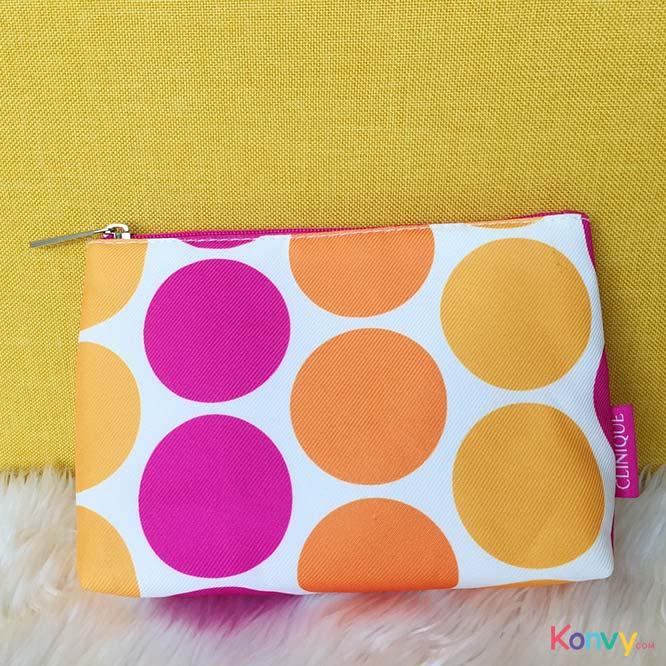 Clinique Polka Dot Cosmetic Bag_1