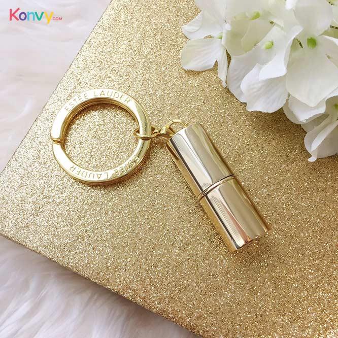 Estee Lauder Pure Color Lipstick (Golden) #16 Candy Shimmer_1