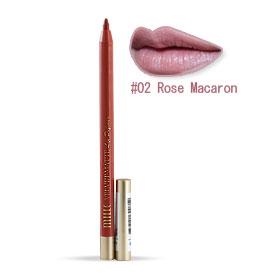 Mille Velvet Matte Lip Definer #02 Rose Macaron