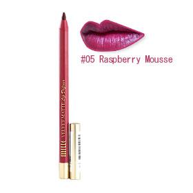 Mille Velvet Matte Lip Definer #05 Raspberry Mousse