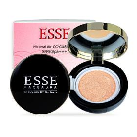 Esse Mineral Air CC-Cushion SPF50/PA+++ 15ml #23 (With Refill 1 pcs)